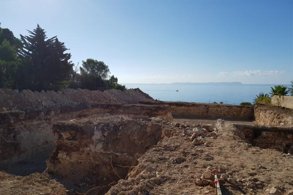 House in Llucmajor works start
