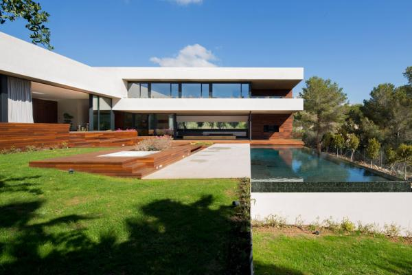 The L20 house is nominated for the Mallorca Architecture Awards