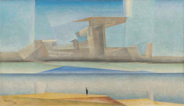 Lyonel Feininger at Fundación March